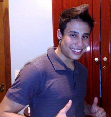 A Família de Brasilia esta a procura de Wesley Sampaio, 23 anos