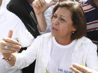 Advogado da candidata pretende entrar com uma queixa-crime na PF