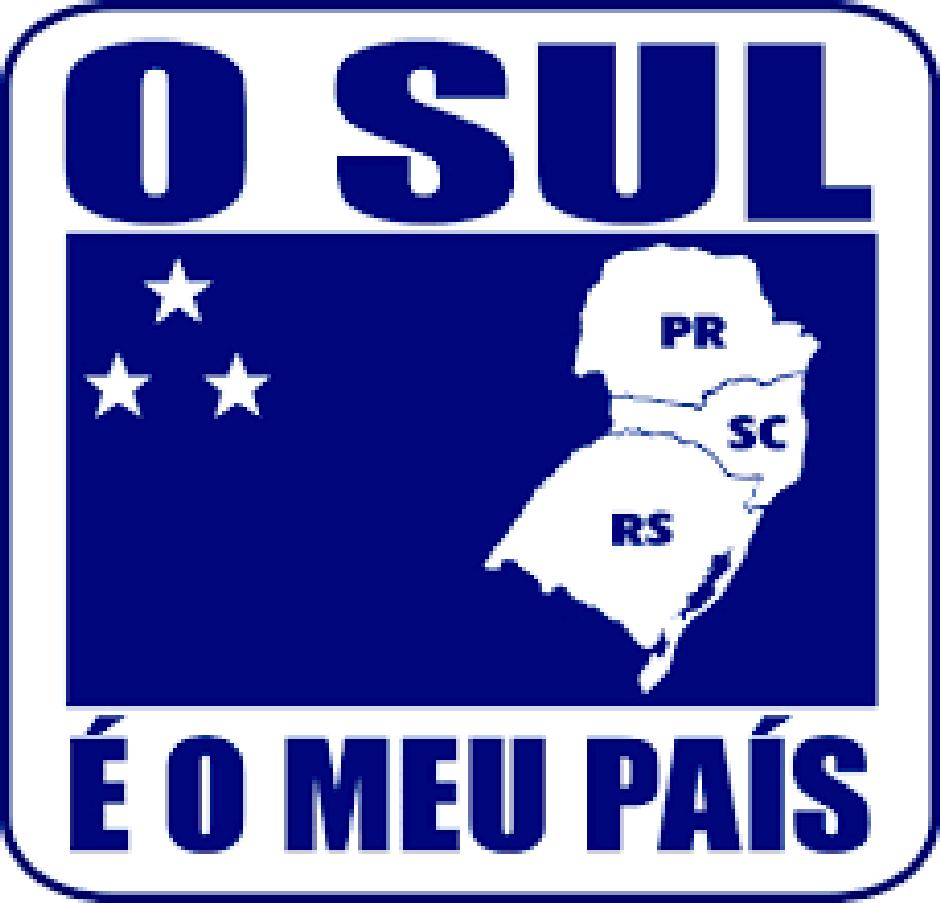 Movimento popular para separar a regi�o Sul das demais regi�es.