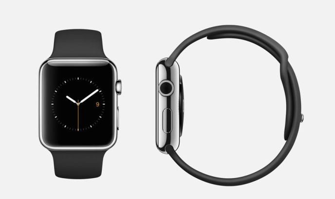 O Apple Watch ser� lan�ado no in�cio de 2015 e custar� US$ 349